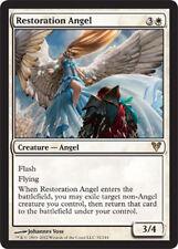 Restoration Angel x4 PL Magic the Gathering 4x Avacyn Restored mtg card lot