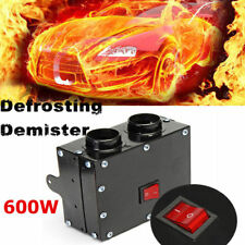 600W 12V Car Truck Fan Heater Defroster Demister Heating Warmer Windscreen