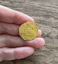 More details for islamic. great seljuq,  malikshah  i (a.d.1072-1092). gold dinar.