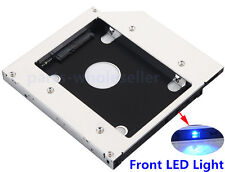 2nd HDD SSD Hard Drive Optical Caddy Adapter for Sony Vaio VGN-FW520F vpc-f13e1r