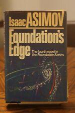 Foundation's Edge by Isaac Asimov HC DJ BCE