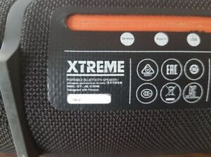 JBL Bluetooth Xtreme Speaker - Black WhatsApp Me First 07468514560