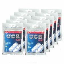 Filtre OCB lot de 10 sachets de 150 filtre 6mm  de marque OCB