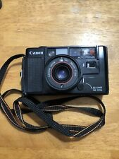 Canon Af35M 35mm Point & Shoot Film Camera Tested!