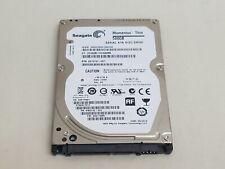 "Seagate Momentus Thin 500GB 5400RPM 2.5/"" SATA Laptop Hard Drive ST500LT012 NJG52"