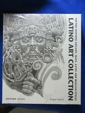 ~~ LATINO TATTOO ART COLLECTION HARDCOVER BY EDGAR HOILL EDITION REUSS ~~