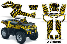 CAN-AM OUTLANDER 500 650 800R 1000 GRAPHICS KIT DECALS STICKERS ZCY