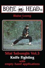 Silat Sabungin Vol. 3 Malay Filipino Martial Arts