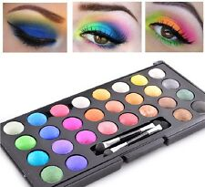 KLEANCOLOR Color Playlist Baked Eyeshadow Palette 28 Professional Shades