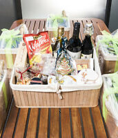 GOURMET AND ENTERTAINERS GIFT HAMPER-6.4 KILOS! PLUS  FREE POSTAGE