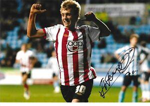 JAMES WARD - PROWSE SIGNED SOUTHAMPTON FC 2011/21 PROMOTION SEASON 12x8 PHOTO2