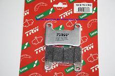 MCB752CRQ Lucas Carbon Rennsport Bremsbeläge vorne Suzuki GSXR 1000 Bj 05-11