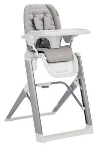 Baby Jogger City Bistro Compact Folding High Chair Paloma NEW
