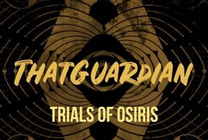 Trials Of Osiris Flawless Guaranteed Ps4 / PC /Xbox READ DESCRIPTION