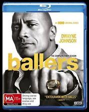 Ballers : Season 1 (Blu-ray, 2016, 2-Disc Set)