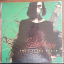 RADIORAMA - FOUR YEARS LATER (1989 VINYL, L.P., RECORD) KOREA IMPORT RARE, OOP