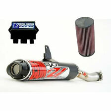 Big Gun EVO Slip On Exhaust + Dynatek CDI +K&N KN Air Filter Yamaha Rhino 450