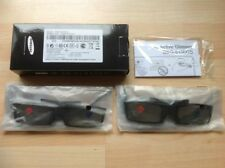 2 Samsung 3D Brillen SSG 5100 GB Active Shutter Glasses Neu Aktiv Brille SET TOP