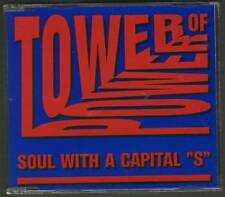 """TOWER OF POWER Soul With A Capital """"S"""" 3 TRACK TOUR CD MAXI"""