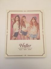 Girls' Generation-TTS (SNSD - TTS) - Holler - 2nd Mini Album (INTL SHIPPING!)