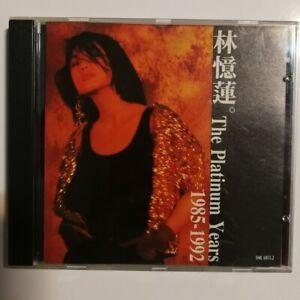 Sandy Lam - The Platinum Years CD 1985-1992 RARE SONY HK