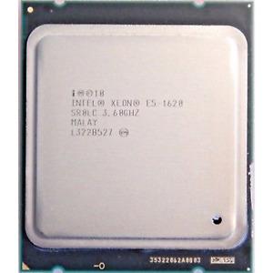 INTEL Xeon E5-1620 Quad core 3.6GHz LGA 2011 Processor SR0LC Fully tested