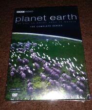 New Planet Earth - The Complete Collection (DVD, 2007, 5-Disc Set) BBC Freeship