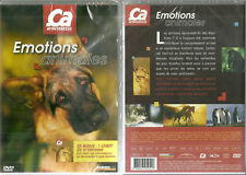 DVD - ANIMAUX : EMOTIONS ANIMALES - BETES ANIMAL / DOCUMENTAIRE - NEUF EMBALLE