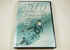 Contract Killer DVD Jet Li, Eric Tsang, Simon Yam, Gigi Leung, Sato Renji