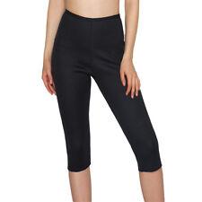 Women Sweat Body Shaper Pants Hot Neoprene Slim Slimming Waist Yoga Sauna Suit
