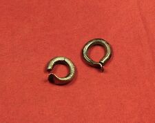 Ancient Roman Silver Earrings Pair - 2. Century