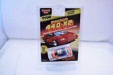 TYCO MAGNUM 440-X2 SLOT CARS  1/EA 9070 JEFF GORDON  # 24 NASCAR DU PONT