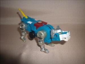 Vintage Voltron 1984 Blue Lion Motorized LJN Figure Lionbot WEP Mini Small