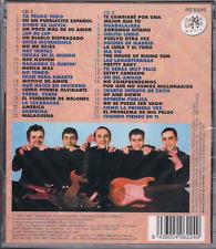 RARE 70s 80'S 2CDs+booklet MICKY & LOS TONYS 1963-1967 no se puede ser vago