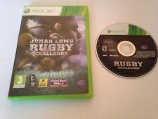 Jonah Lomu Rugby Challenge 1 For Microsoft Xbox 360 2011 Worldwide Post!