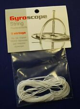 GYROSCOPE REPLACEMENT STRINGS (5)  # 00601 Fresh Starter Strings TEDCO TOYS