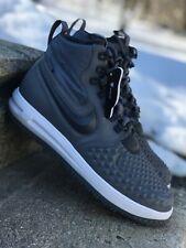 sale retailer b49f3 1e8e8 Nike LF1 Duckboot 17 Lunar Force 1 Dark Grey Sneaker Boot 916682-003 ALL