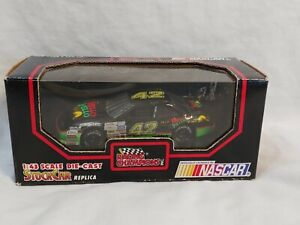 Racing Champions Autographed Kyle Petty Mello Yello 1:43 Scale Stock Car 1991