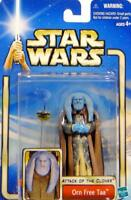 Star Wars Attack of the Clones Orn Free Taa Figure Hasbro 2002