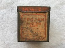 Trojan Blasting Caps Tin 25 No. 6 Allentown, Pa San Francisco, Ca