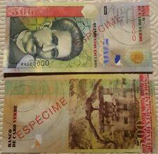Cape Verde 500 escudos 2007 P 69 S SPECIMEN UNC