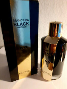 MANCERA BLACK PRESTIGIUM UNISEX EDP 120 ML SPRAY