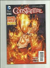 CONSTANTINE . The New 52.  . # 14. DC COMICS .