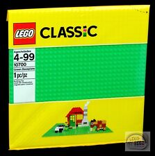 LEGO Classic - Building Plate - Green - 10700 - New - (Base,Grass,Foundation)