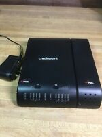 Cradlepoint MBR1400LE-VZ V1.0 WiFi Router With MC200LE-VZ Modem TESTED