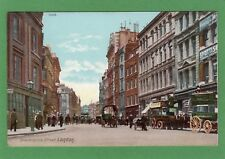 Gracechurch Street London pc unused Ref F819