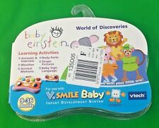 VTech VSmile Baby Einstein World of Discoveries New Sealed 9 - 36 Months