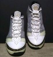 Nike Air Jordan 23 Retro OG Men's size 9.5  blk/white/grey high tops