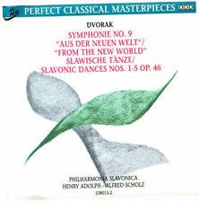 Philharmonia Slavonica -  Dvorak - Symphony No.9 (New World)/Slavo (CD) (1994)