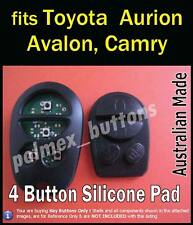 fits Toyota Aurion Avalon Camry remote Key - Repair Silicone Buttons